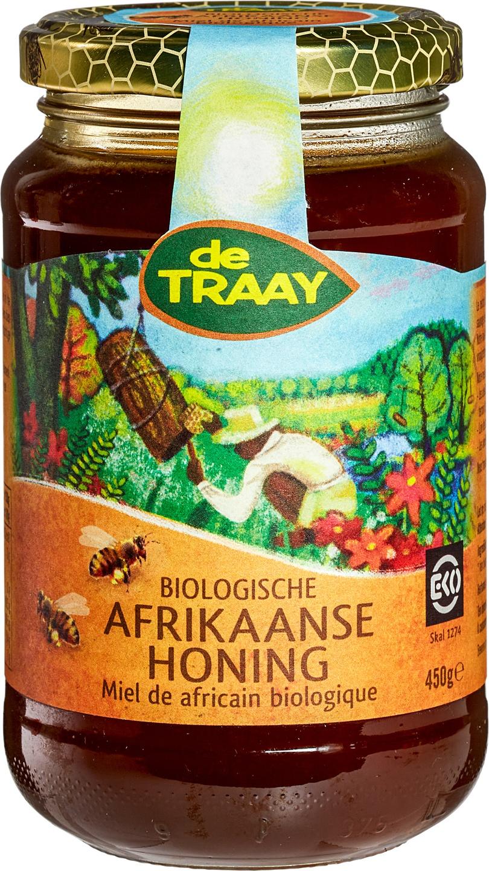 Biologische De Traay Boshoning 450 gr