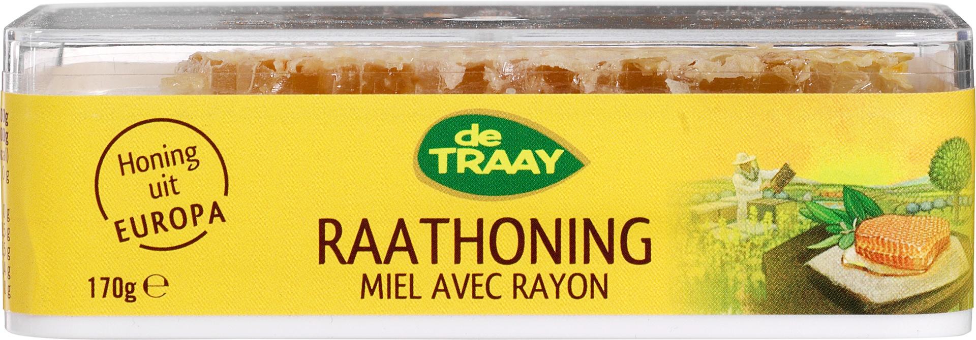 Biologische De Traay Raathoning 170 gr