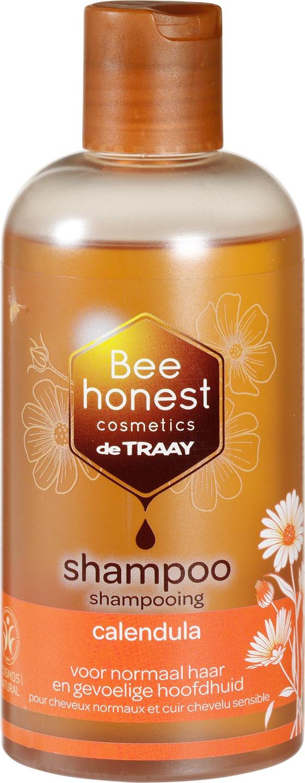 Biologische Bee honest cosmetics Shampoo calendula 250 ml