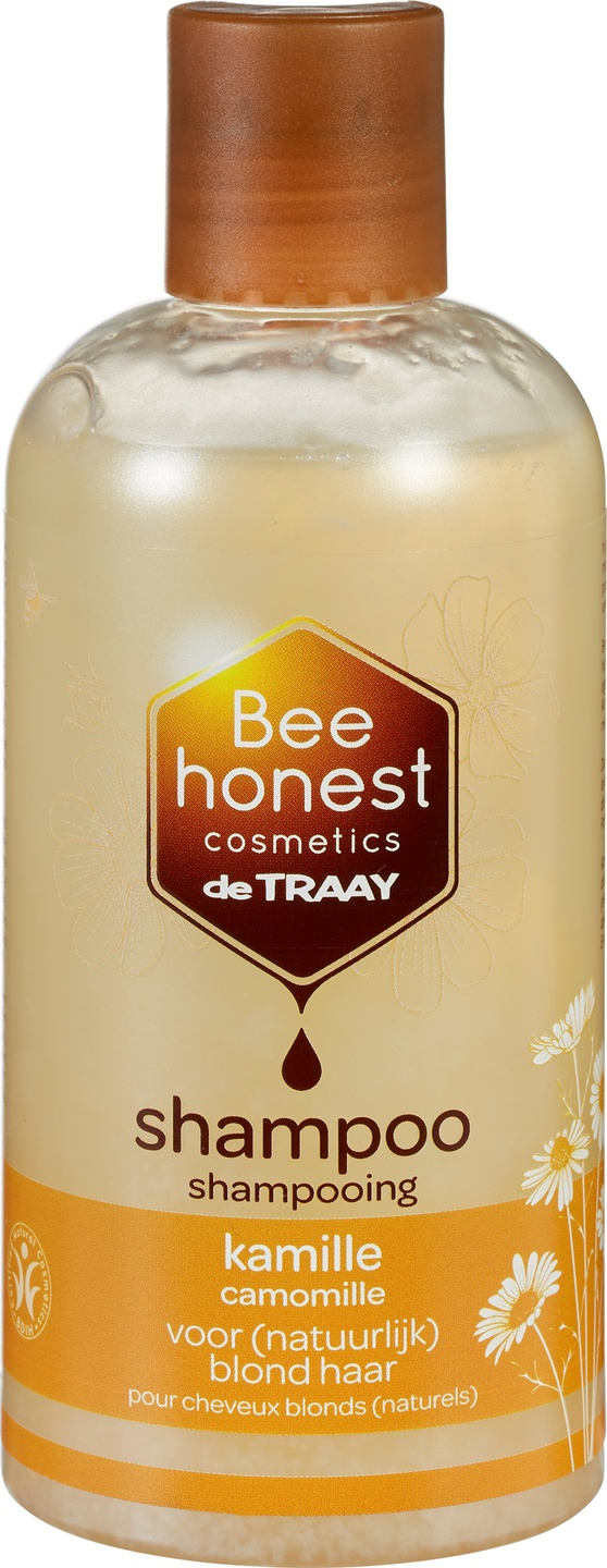 Biologische Bee honest cosmetics Shampoo kamille 250 ml