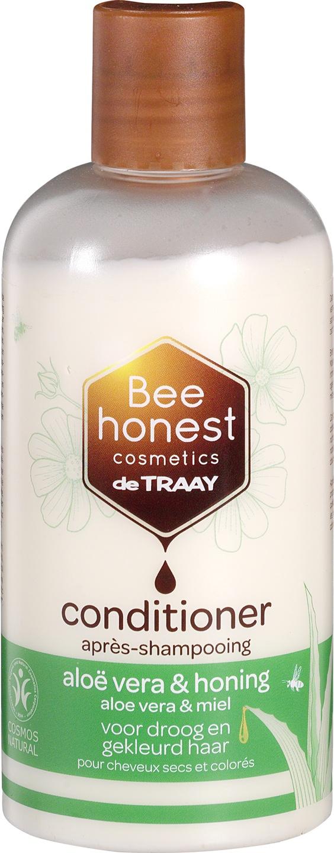 Biologische Bee honest cosmetics Conditioner aloë vera & honing 250 ml