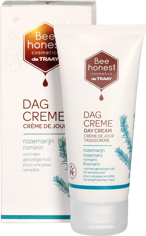 Biologische Bee honest cosmetics Dagcrème rozemarijn - gevoelige huid 50 ml