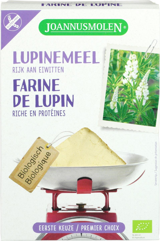 Biologische Joannusmolen Lupinemeel 200 gr