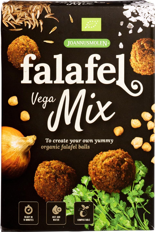 Biologische Joannusmolen Falafel mix 110 gr