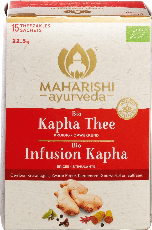 Biologische Maharishi Ayurveda Kruidenthee kapha 15 builtjes