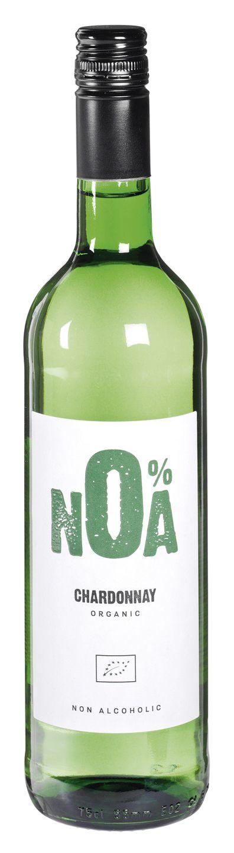Biologische Noa Chardonnay alcoholvrij 750 ml