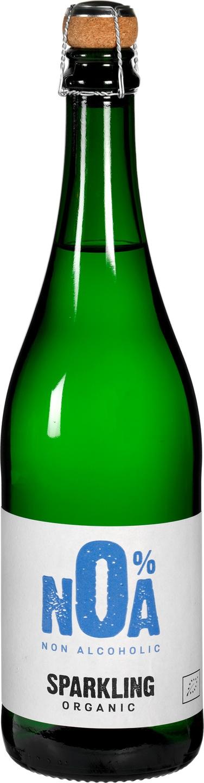 Biologische Noa Sparkling wit alcoholvrij 750 ml