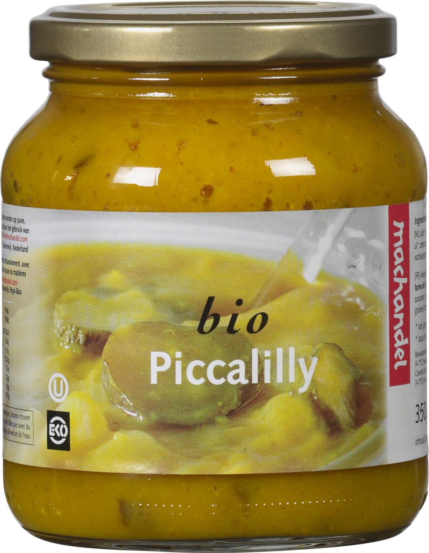 Biologische Machandel Piccalilly 350 gr