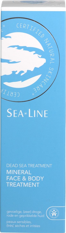 Biologische Sea.Line Mineral face & body lotion 200 ml