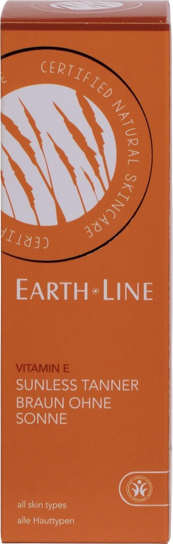 Biologische Earth.Line Zelfbruincrème 100 ml