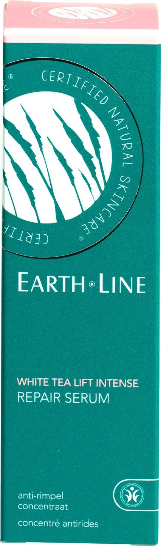 Biologische Earth.Line Gezichtsserum witte thee - rijpere huid 35 ml