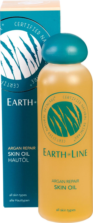 Biologische Earth.Line Argan repair huidolie 200 ml