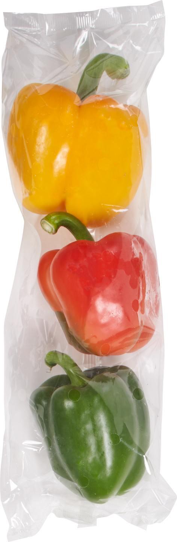 Biologische Puur NL Paprika geel 3 st