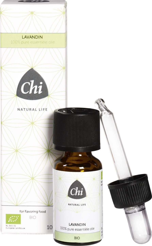 Biologische Chi Essentiële olie lavandin 10 ml
