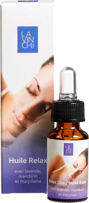 Biologische Chi Lavinchi relax olie 10 ml