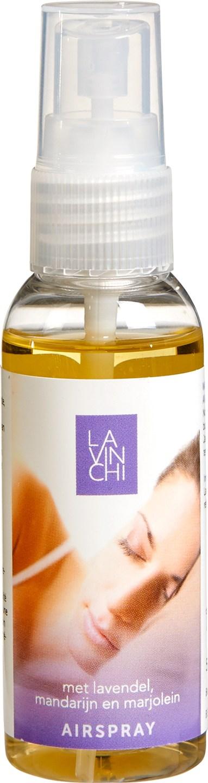 Biologische Chi Luchtverfrisser lavendel mandarijn 50 ml