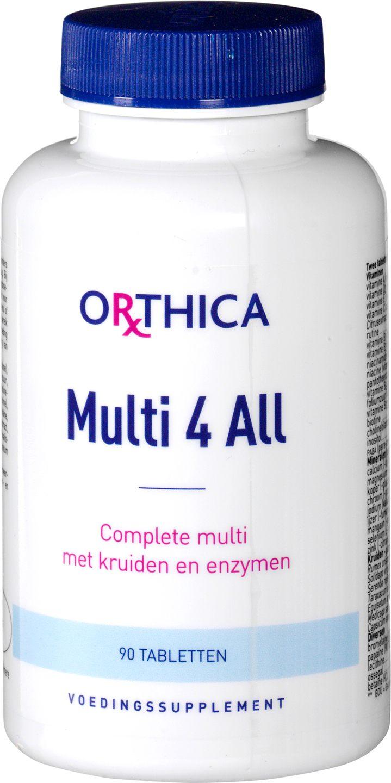 Biologische Orthica Multi 4 All 90 st