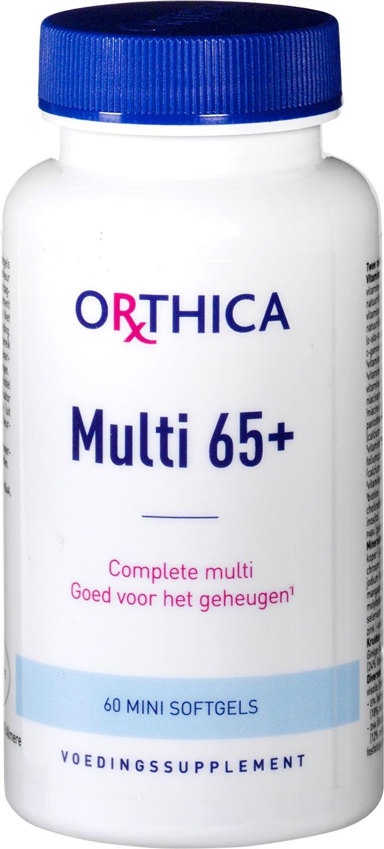 Biologische Orthica Multi 65+ 60 st