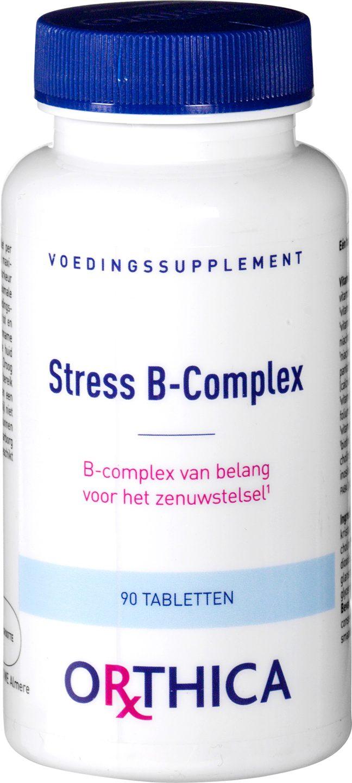 Biologische Orthica Stress B-complex 90 st