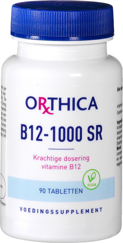Biologische Orthica B12-1000 SR 90 st