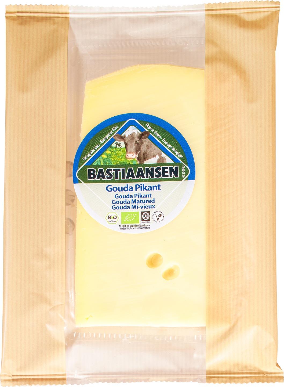-27% SALE | Biologische Bastiaansen Plakjes belegen kaas 150 gr
