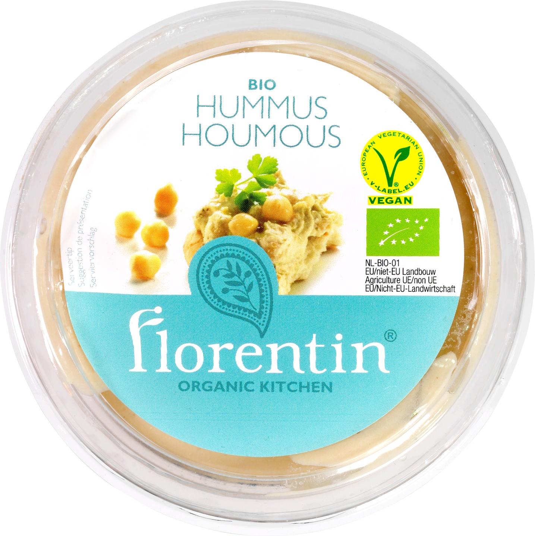 Biologische Florentin Hummus 100 gr