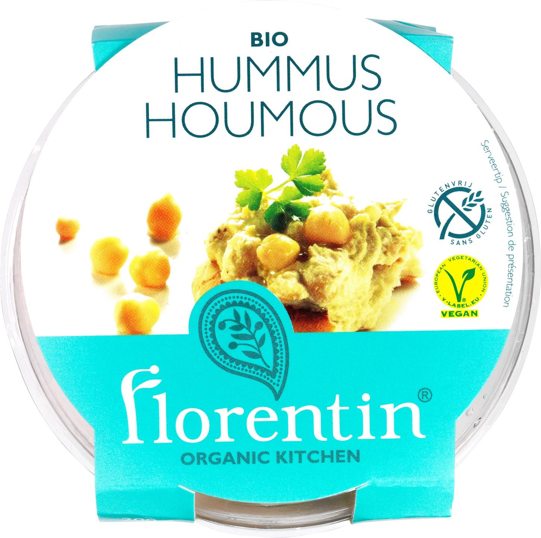 Biologische Florentin Hummus 200 gr