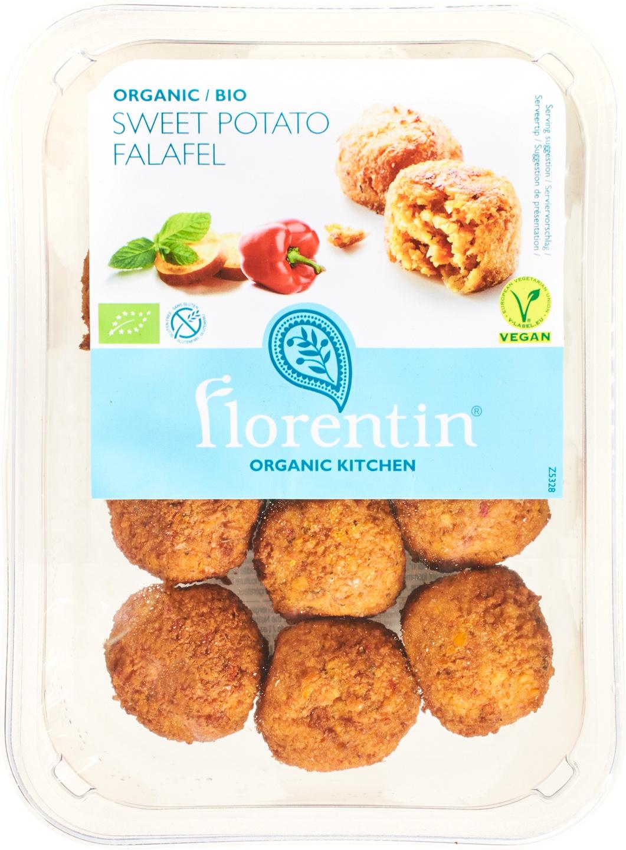 Biologische Florentin Zoete aardappel falafel 240 gr