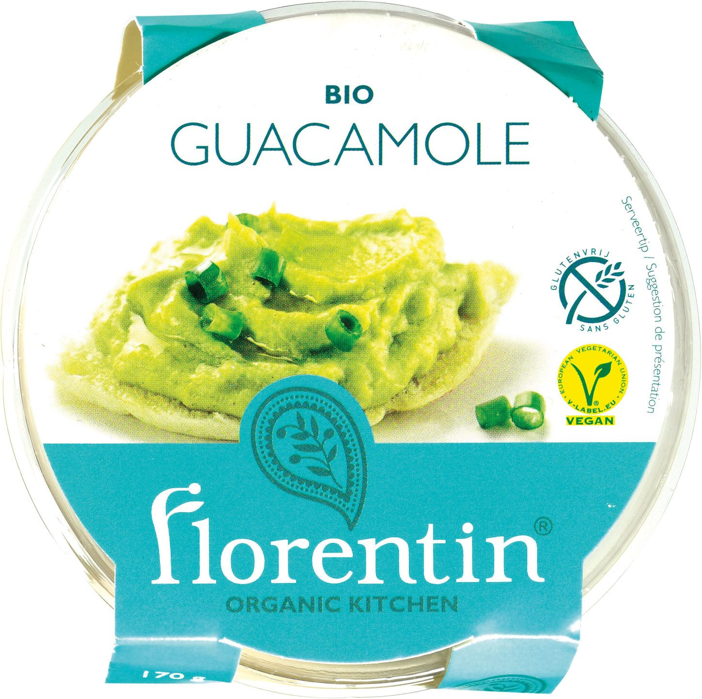 Biologische Florentin Guacamole 170 gr