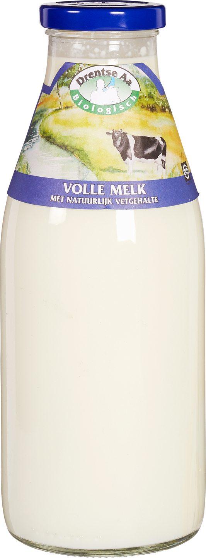 Biologische Drentse Aa Volle melk 1 L