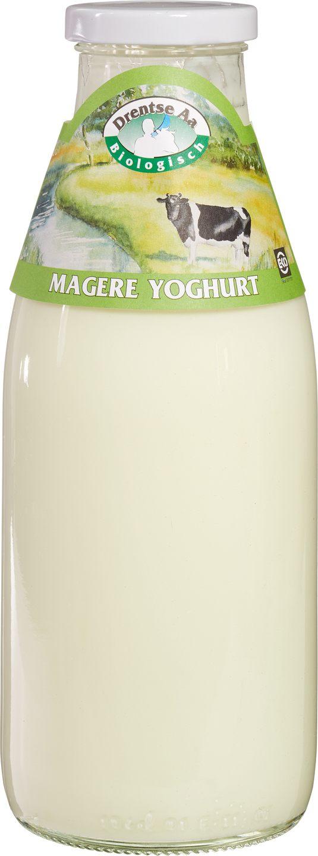Biologische Drentse Aa Magere yoghurt 1 L