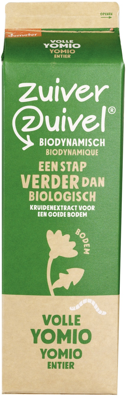 Biologische Zuiver Zuivel Volle Yomio 1 L