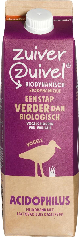 Biologische Zuiver Zuivel Acidophilusmelk 1 L