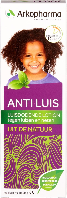 Biologische Arkopharma Anti-luis lotion 100 ml