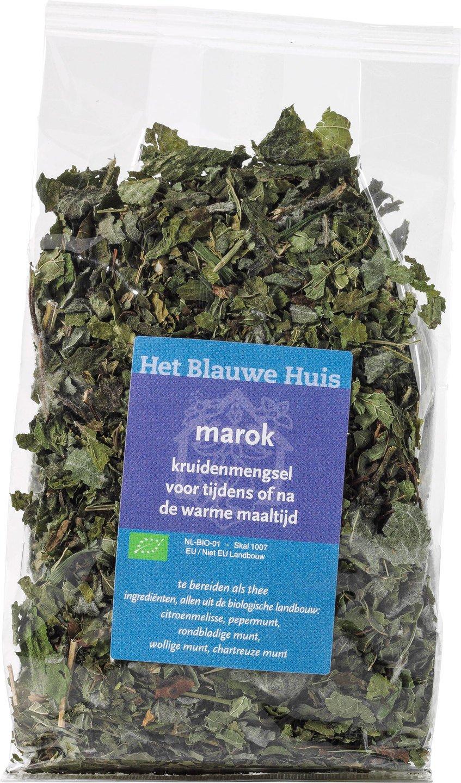 Biologische Het Blauwe Huis Marok thee 40 gr
