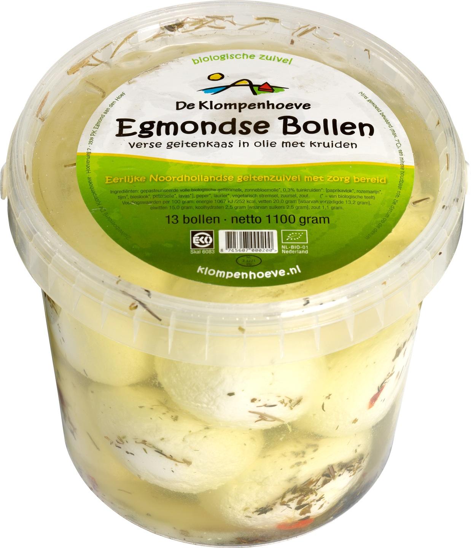 Biologische Klompenhoeve Egmondse bollen 13 st 1100 gr