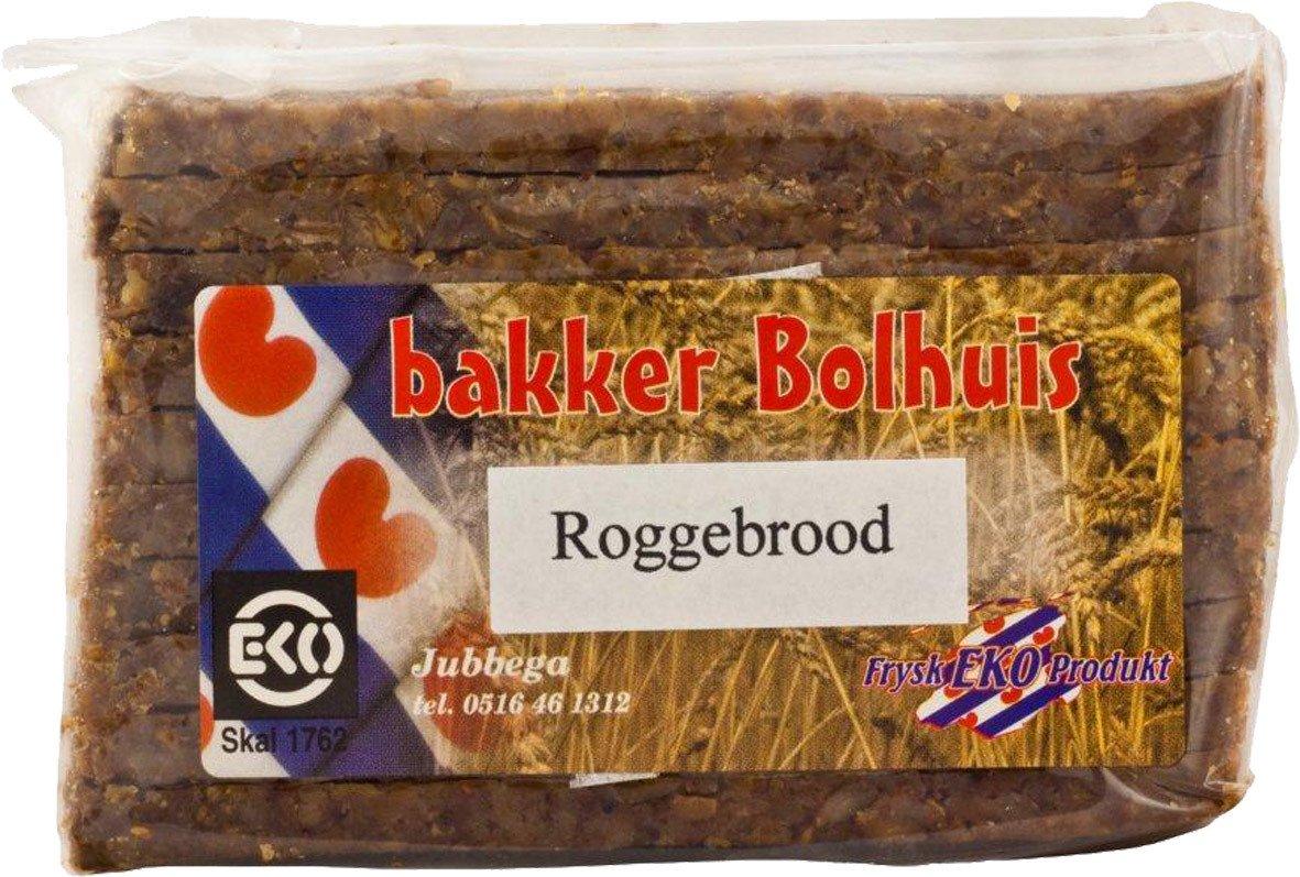 Biologische Bolhuis Fries roggebrood 500 g