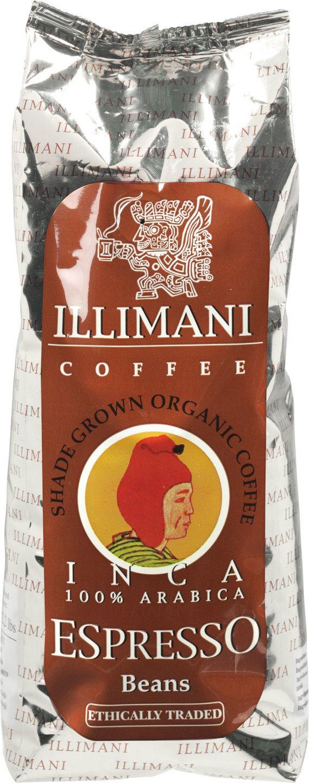 Biologische Illimani Koffiebonen espresso 1 kg
