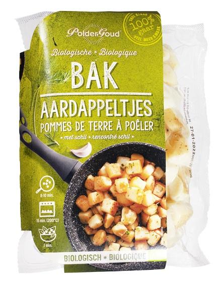 Biologische Ekoplaza Bak aardappel 450 g