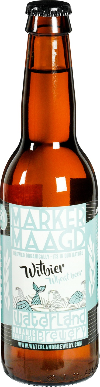 Biologische Waterland Brewery Marker maagd 330 ml