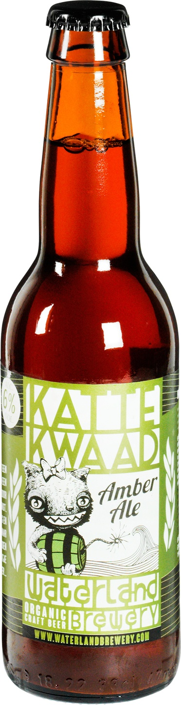 Biologische Waterland Brewery Kattekwaad 330 ml