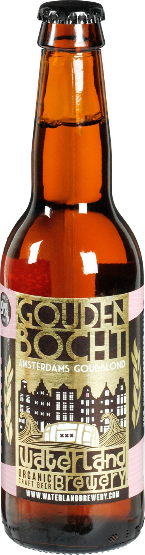 Biologische Waterland Brewery Gouden bocht 330 ml