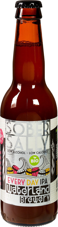 Biologische Waterland Brewery IPA 0,5% 330 ml