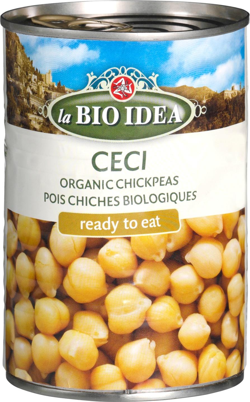 Biologische La Bio Idea Kikkererwten 400 gr
