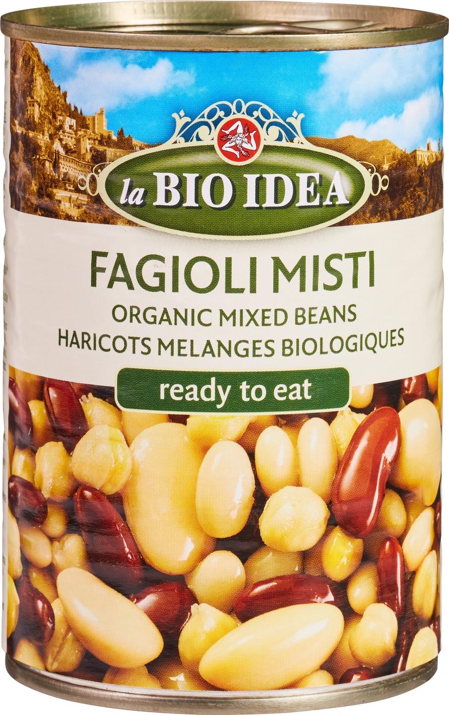 Biologische La Bio Idea Bonen mix 400 gr