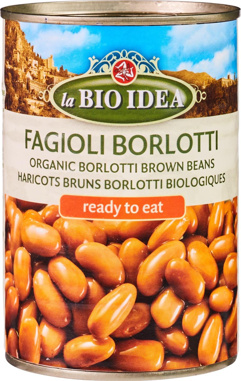 Biologische La Bio Idea Bruine bonen 400 gr