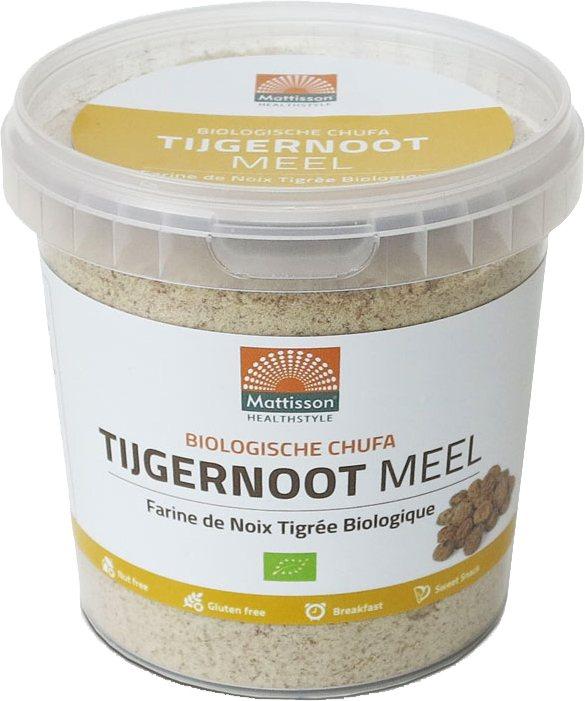 Biologische Mattisson Tijgernoot meel 350 gr