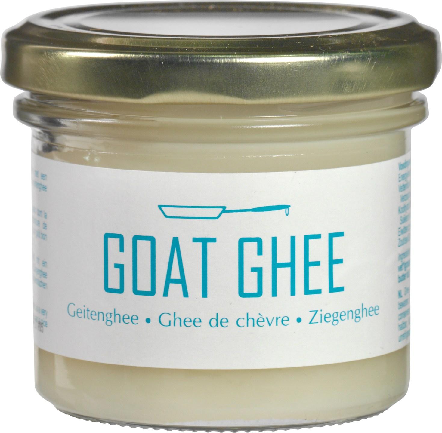Biologische Ghee Easy Geiten ghee 100 gr