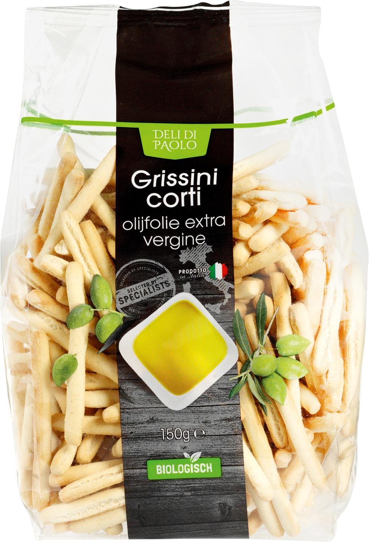 Biologische Deli Di Paolo Dipstokje met olijfolie 150 gr