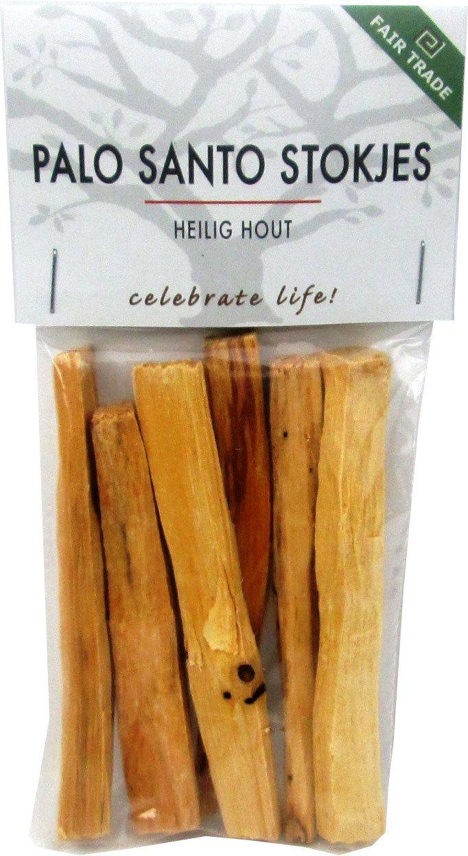Biologische Alchemia Wierook heilig hout 25 gr